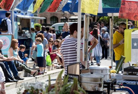 About The Harbourside Market