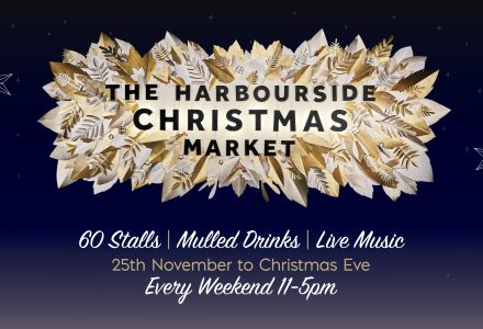 The Harbourside Christmas Market 2018