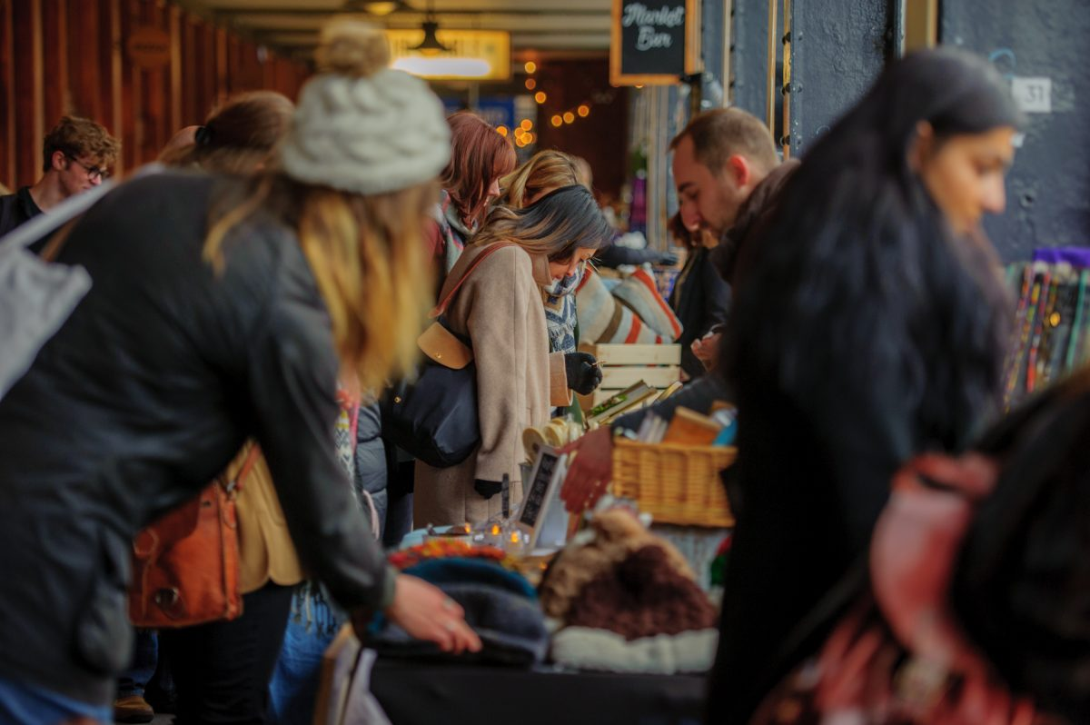 The Harbourside Christmas Market Bristol